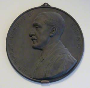 Sir Robert Hadfield (1858–1940)