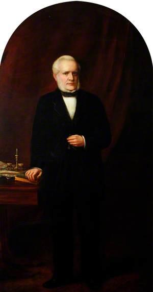 Sir John Brown (1816–1896), DL, Founder John Brown & Company (1838)