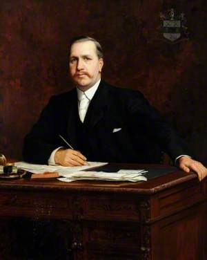 Sir Albert John Hobson (1861–1923), Lord Mayor of Sheffield (1911)