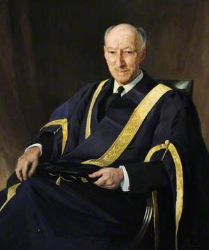 Sir Irvine Masson (1887–1962), Vice-Chancellor of the University of Sheffield (1938–1953)