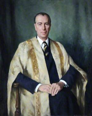 Sir Hugh Robson (1917–1977), Vice-Chancellor of the University of Sheffield (1966–1974)