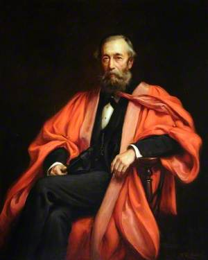 Henry Clifton Sorby (1826–1908), LLD, FRS