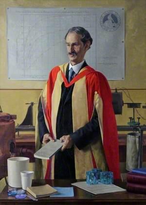 Professor William Ernest Stephen Turner (1881–1963)