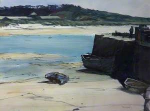 Low Tide, Old Grimsby, Tresco, Cornwall