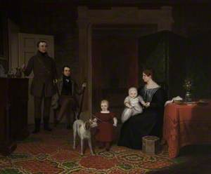 The Van Cortlandt Family