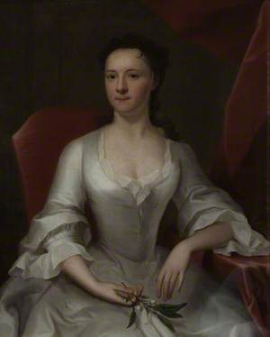 Mary Alford, née Standish (d.1763)
