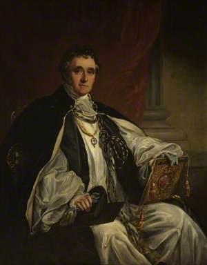 Richard Bagot (1782–1854), Bishop of Wells (1845–1854)