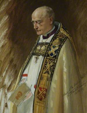 St John Basil Wynne Willson (1868–1946), Bishop of Bath and Wells (1921–1937)