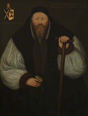 Thomas Godwin (1517–1590), Bishop of Wells (1584–1590)