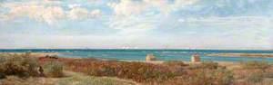 Coastal Scene, Italy
