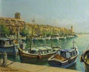 Port de La Ciotat, Provence, France