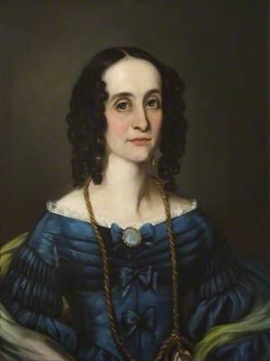 Hannah Stringfellow, née Keetch (1807–1888), Wife of the Pioneer Aeronaut