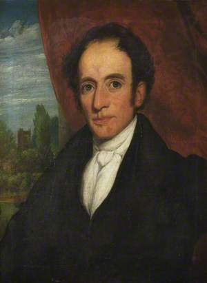 Mayor Robert Cuff (1777–1850)