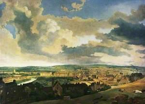 Panorama of Bath