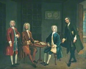 The Four Worthies of Bath