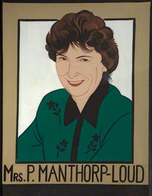 Mrs P. Manthorp-Loud (b.1929)