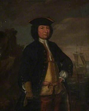 Captain John Malet, RN