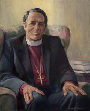 The Reverend D. S. Sheppard, Bishop of Liverpool