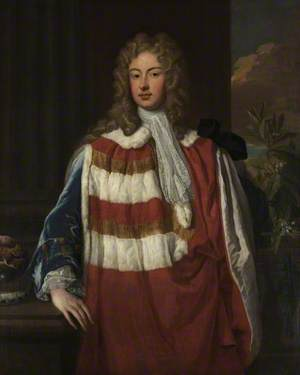 The Right Honourable Peter King (c.1669–1734), Baron of Ockham, Lord Chancellor of Great Britain and the First Recorder of Glastonbury
