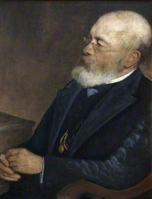 John George Lawrence Bulleid (1826–1900), Town Councillor and Foundation Member for Somerset County Council, Mayor of Glastonbury (1854, 1862, 1867, 1881, 1885 & 1894)