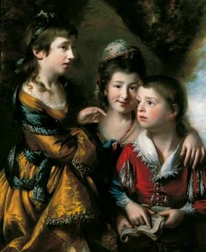 The Sanderson Children