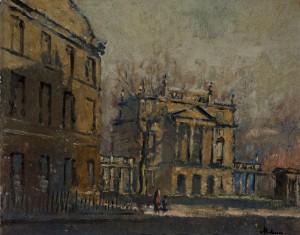 The Holburne of Menstrie Museum, Bath, 18 January 1940