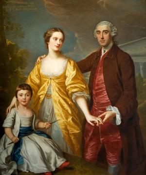 The Pitt Family of Encombe