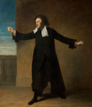 Charles Macklin as Shylock in Shakespeare's 'The Merchant of Venice', Covent Garden, 1767/1768