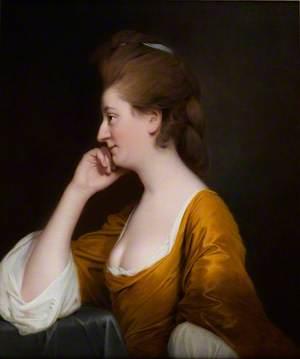 Elizabeth Balguy, née Gould