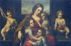 An Allegory with Children