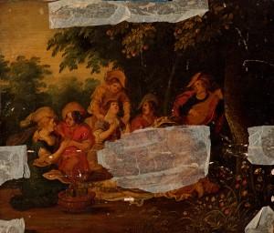 Landscape with a Picnic Party