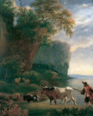 Landscape with a Drover