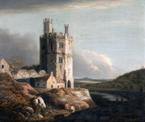The Eagle Tower, Carnarvon Castle