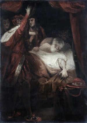 The Death of Cardinal Beaufort