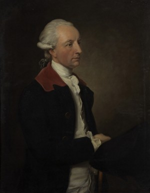 Admiral Lord Rodney (1718–1792)
