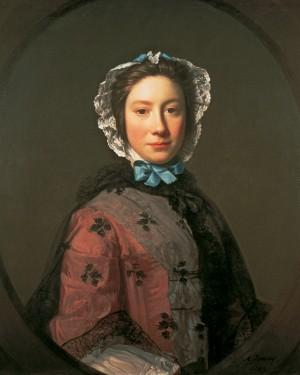 Rosamund Sargent, née Chambers (1722–1792)