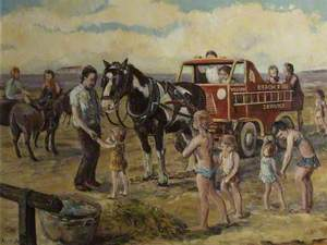 'Ben' and the Beach Fire Service