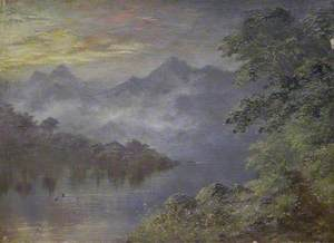 Early Morning, Scotland