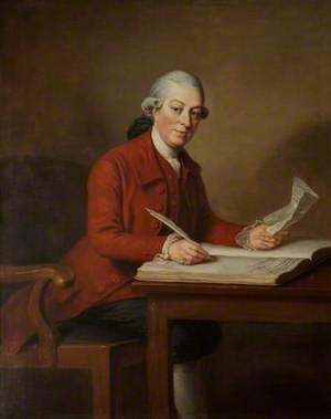 Daniel Danvers, Esq., Treasurer (1760–1779)