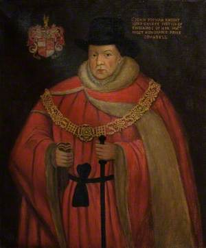 Sir John Popham, Lord Chief Justice of England (1531–1607)