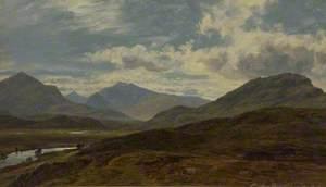 Moy, Badenoch, Loch Laggan, Inverness