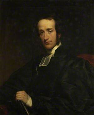 J. Whiting, 19th Century Cleric of West Monkton