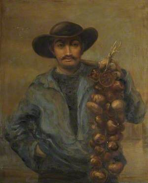 A Taunton Onion Seller