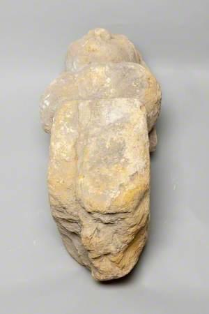 Figure (Architectural Fragment)