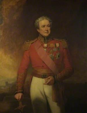 Major General Sir Robert Henry Sale (1782–1845), Second Light Infantry