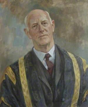 Dr G. H. Moore (d.1993), Vice-Chancellor (1966–1969)