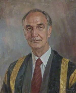Professor P. T. Matthews (d.1987), Vice-Chancellor (1976–1982)