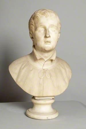 Male Head (possibly Saint Aloysius Gonzaga)