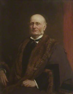 Alderman William Cracknell Jolly (1826–1904), JP