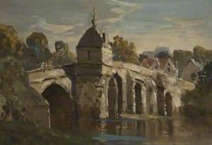 Saint Lawrence's Bridge and Chapel, Bradford-on-Avon